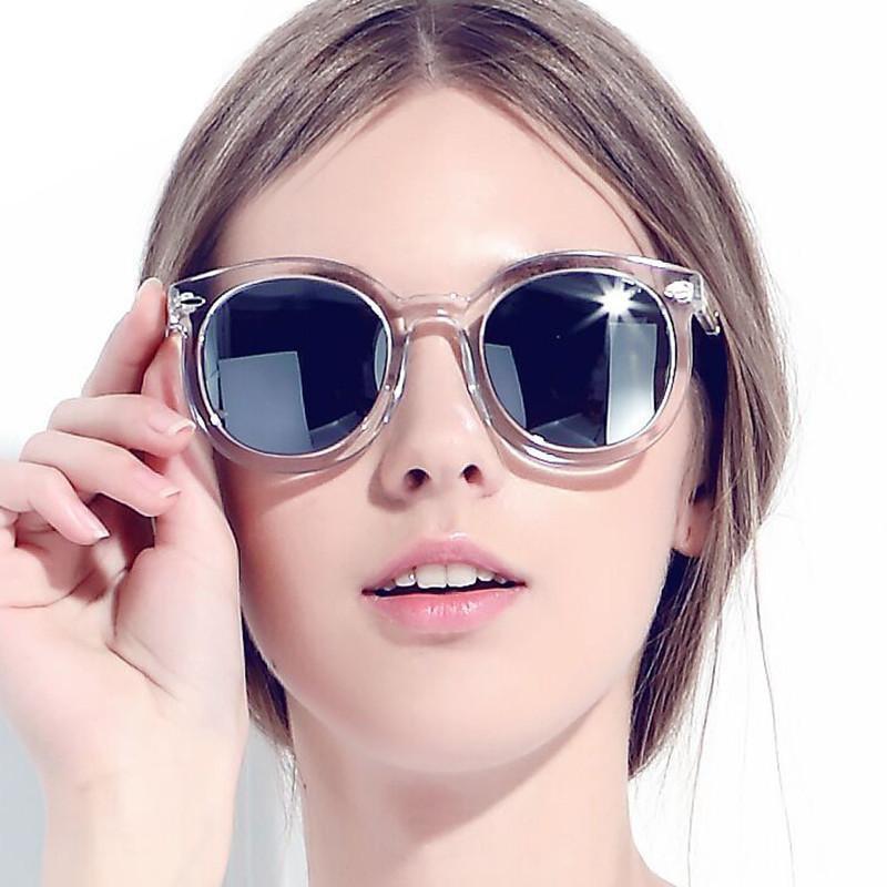 Fashion Round Sunglasses Women Brand Designer 2016 Retro Vintage Ladies Sunglasses Female Sun Glasse