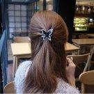 3pcs Hair Ornaments Rhinestone Claw Clip Headwear Accessories Crystal Metal Hair Claw Clip For Women
