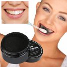 30g Teeth Whitening Powder Natural Organic Activated Charcoal Bamboo Toothpaste Scaling Oral Hygiene