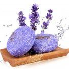 Handmade Hair Shampoo Magic Soap Pure Natural Dry Shampoo Soap Oil-control Anti-Dandruff Off Hair Ca
