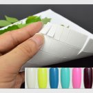 260pcs/sheet Sponge Double-sided Adhesive Fixing Sticker for Nail Gel Polish Display Color Card Book