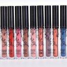 Brand Makeup Lipstick Lip Tattoo Makeup Long Lasting Pigment Nude Gold Metallic Lipgloss Matte Liqui