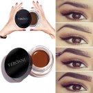 Professional Eye Brow Tint Makeup Tool Kit Waterproof High Brow 8 Color Pigment Black Brown Henna Ey