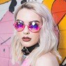 Women Sunglasses Men Glasses Kaleidoscope Catwalk Show Party Sun Glasses Dazzle Bar SteamPunk Zonneb