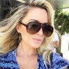 Big Frame Vintage Sunglasses Men Women Sun Glasses Retro Brand Designer Oversized Cat Eye Round Glas