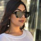 Fashion Lady Sunglasses Women Square Style Sun Glasses for Women Original Brand Designer Glasses Fem