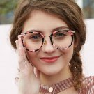 Women Frame Clear Glasses Reading Women Brand Designer Computer Eyewear Vintage Unisex Glasses Sweet