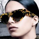 High Quality Black Sunglasses Women Shades Brand Design Female Fashion Cat Eye Sun Glasses For Women