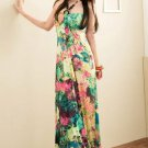Dresses 2016 summer beach dress bohemian big yards ladies apparel printing swimwear Dresses-70234