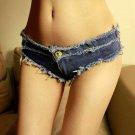 Sexy High Cut Denim Booty Short Shorts Vintage Cute Bikini Hot Jean Short Pants Bottom Vestidos Wome
