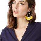 JUJIA Bohemian Ethnic Jewelry Fringe Earrings Fashion Women Statement Tassel Dangle Drops Earring br