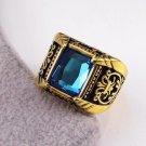 Luxury Antique  Men\'s Ring Men\'s Stainless Steel Rings Vintage Gold Rings Stainless Steel Rings Fo