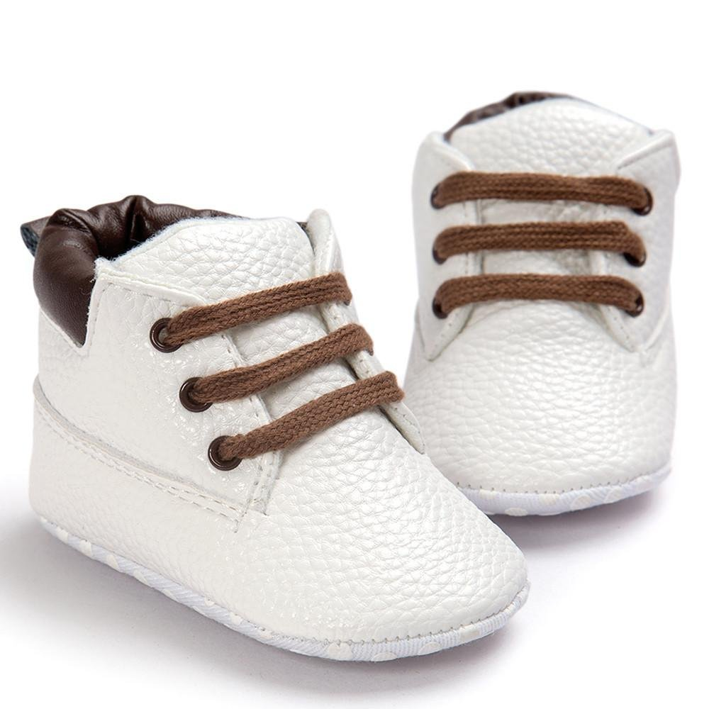 Baby shoes Leather boys girls Soft Sole Shoes Infant Boy Girl Toddler Shoes baby girls shoes First w