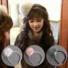 1PCS New Cute Extra Large Hair Ball Ear Hair Hoop Boutique Baby Hairbands Princess Headwear Girls Ac