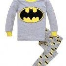 Children Pajamas Sets Cartoon Printed Kid Boys Sleepwear Set Cotton Long Sleeve Baby girls Pyjamas C