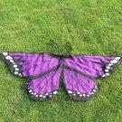 Girls Boys Kids Fairy Wings Butterfly Fancy Dress Up Costume Party Pretend Play Wraps