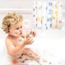 Baby Bath Towel Baby Towels Newborn Soft Strong Water Absorption Gauze 30*50cm 6 layers Cartoon Cott