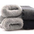 1 Pair=2 pieces Thermal Kids Socks real Wool Thick Velvet Winter Warm Toddler Newborn Children Socks