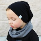 ON SALE 1PCS 2016 New 14 colors baby Spring hat Solid Color hat Crown Cap for children Baby Girls Bo