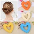 LNRRABC Fashion Women Girls Heart Magic Hair Curler Spiral Curls Roller Curl Hair Rope DIY Hair Styl
