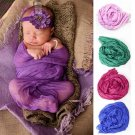 Cheesecloth Infant Wrap Newborn Photo Prop- Photography Wrap- Maternity Wrap- Baby Maternity Prop 31