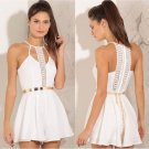 Women Solid Lace Sling Vest Rompers Camisole Jumpsuits Clothes