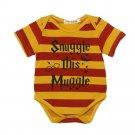 2017 Fashion Baby Romper Newborn Infant Baby Boy Short Sleeve Stripe Letter Print Romper Jumpsuit Ki