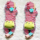 Stripe Baby Rompers Long Sleeve Baby Boy Clothing Children Rompers Autumn Cotton Infant Clothing New