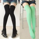 Fashion Sexy Women\'s Stay Up Thigh-Highs Over Knee Thigh High Stockings LM75
