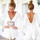 Women European Fashion Sexy Shorts Jumpsuit Printing Strap Backless Mini Rompers Summer Style Bodyco