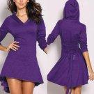 Long Sleeve Cosplay Dress Feminina Casual Slim Dress