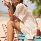 Women Fashion Cover Blouse Tops Tassels Bikini Swimwear Beach Swimsuit Smock
