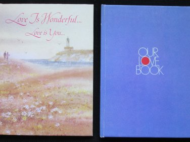"""Hallmark """"Thoughtfulness Library"""" Books (Two)"""