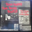 Tough Poems For Tough People (Vinyl Record) - Poetry Recording