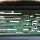 George Schoenner Drafting Tool Set (Vintage)