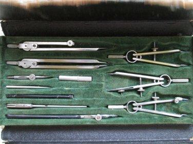 George Schoenner Drafting Tool Set (Vintage)