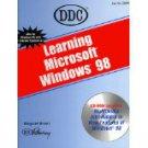 Learning Microsoft Windows 98 by Margaret Brown (Nov 1997)