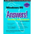 Windows 95 Answers! Certified Tech Support