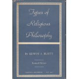 TYPES OF RELIGIOUS PHILOSOPHY EDWIN A. BURTT