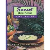 SUNSET RECIPE ANNUAL 1988 EDITION