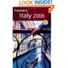 0764595393 FROMMERS ITALY 2006