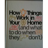 How Things Work In Your Home and What to Do When They Don't by John Paul Porter (1975)