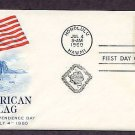Honolulu, Hawaii, 50th State Union Admission, First Issue 1960 USA