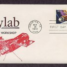 Nasa Space, Skylab Mission, Houston, Texas, 1974 First Issue USA