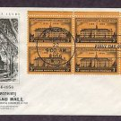 200th Anniversary Nassau Hall, Princeton University, 1956 First Issue USA