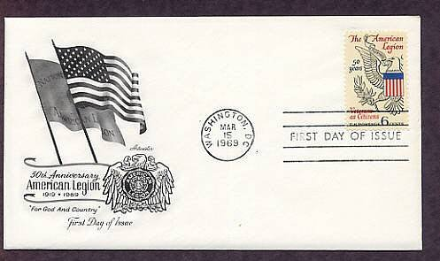 American Legion, Veterans as Citizens, First Issue USA