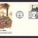 Railroad Steam Locomotive, Gowan & Marx, First Issue USA