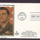 Claire Chennault Flying Tigers Masonic First Issue USA