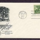 Sagamore Hill, President Theodore Roosevelt, Oyster Bay, New York First Issue 1953 USA