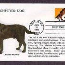 Labrador Retriever Dog, Bright Eyes, First Issue USA